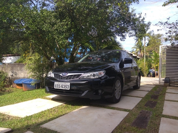 Subaru Impreza 2.0 R Awd Aut. 5p 2008
