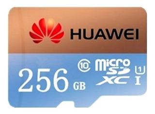 Original Microsdxc Huawei 256gb 4k 633x + Sd Adapter + Usb