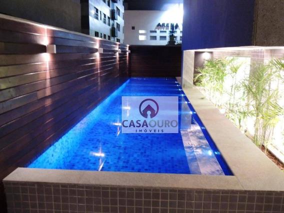 Apartamento 4 Quartos Á Venda No Lourdes, Belo Horizonte. - Ap0800