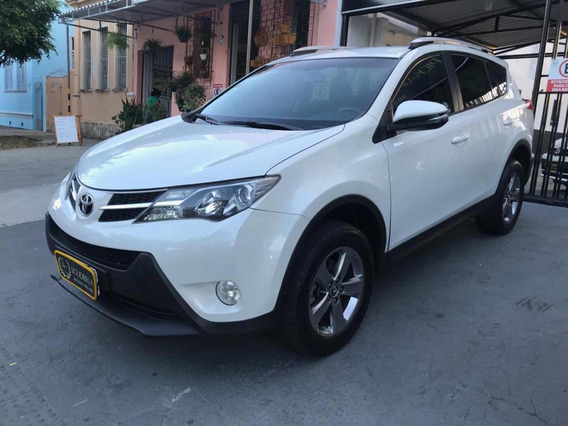 Toyota Rav4 2.0 4x2 Aut. 5p 2015