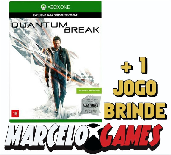 Quantum Break Xbox One Midia Digital