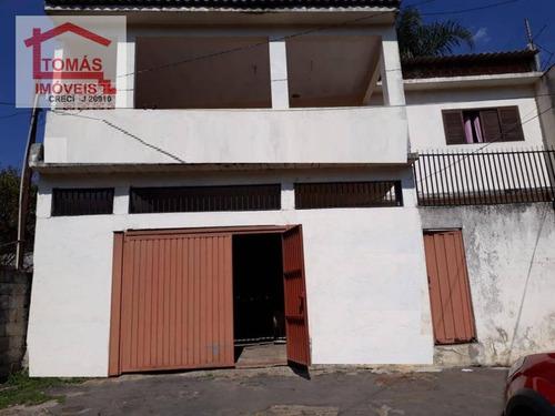 Imagem 1 de 22 de Imóvel Com Duas Casas. Ideal Para Renda. - Ca0739