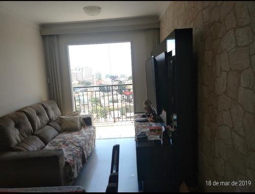 Apartamento À Venda, 3 Quartos, 1 Suíte, 1 Vaga, Dos Casa - São Bernardo Do Campo/sp - 81787