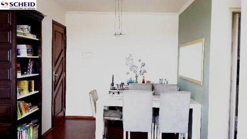 Imagem 1 de 15 de Vila Campestre: Apartamento Com 55 M², Com 2 Dormitórios, 1 Vaga. - Mc3255