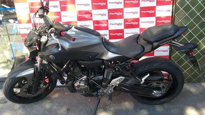 Yamaha Mt 07 Cinza 2015/2016