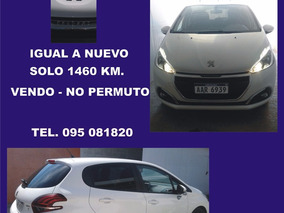 Peugeot 208 Frances... Nuevo 1460 Km