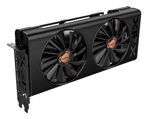 Placa De Vídeo Xfx Radeon Rx5500xt Thicc Ii 8gb Gddr6