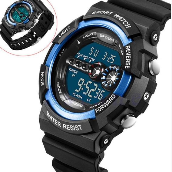 1b) Relógio Sport Watch Masculino- Promoção- Oferta