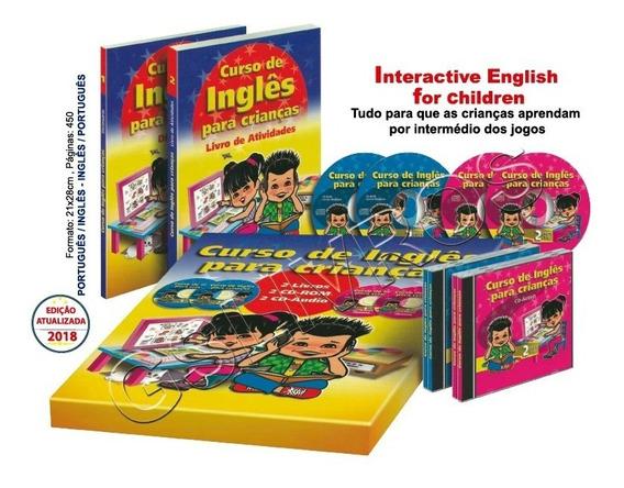 Curso De Inglês Para Crianças Atividades Educação Infantil