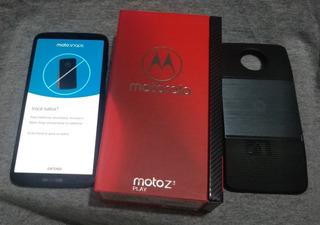Moto Z3 Play - Projector Edition -