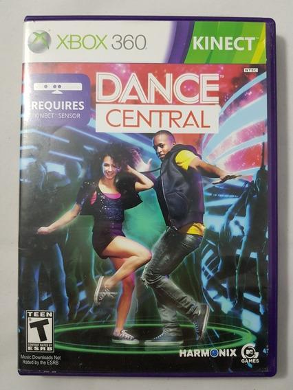 Dance Central Xbox 360 Mídia Física Pronta Entrega