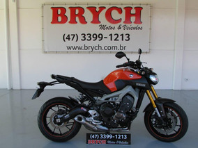 Yamaha Mt-09 Abs 2016 R$33.900,00.