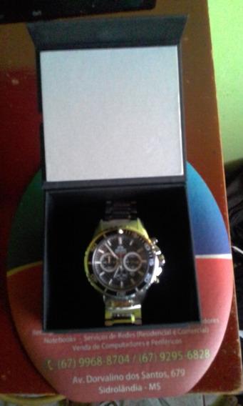 Relógio Orient 1 Ano De Garantia Novo