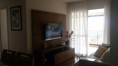 Apartamento Em Sacomã, São Paulo/sp De 65m² 2 Quartos À Venda Por R$ 480.000,00 - Ap218802