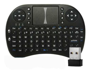 Mini Teclado Sem Fio Wireless Touch Pad Universal Console Pc