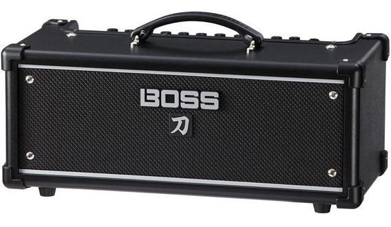 Amplificador Boss Cabeçote Para Guitarra Katana Ktn-head