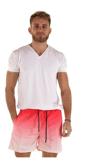 Short De Baño Estampado Mallas Hombre - Quality Import Usa