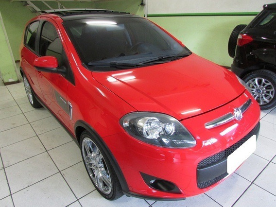 Fiat Palio 1.6 Mpi 8v Sporting Flex 4p Manual 2012 Cod.0011