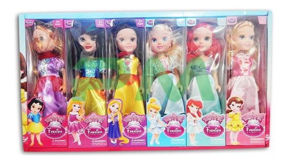 Princesa De Disney Muñeca 25 Cm My First Fashion Juguete