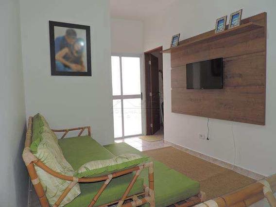 Apartamento, Mobiliado, Piscina,praia Do Sonho,r$ 190 Mil, - V763