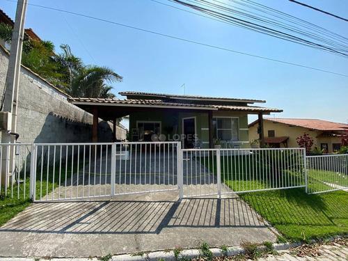 Imagem 1 de 17 de Casa Com 3 Quartos, 133 M²- Flamengo - Maricá/rj - Ca21295