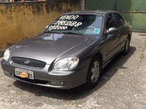 Hyundai Sonata 99/2000 Gls 2.5 V6 Automatico Completo.