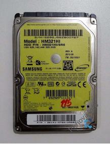 Hd Sansung Sata 320gb Notebook Acer Dell Hp Positivo Samsung