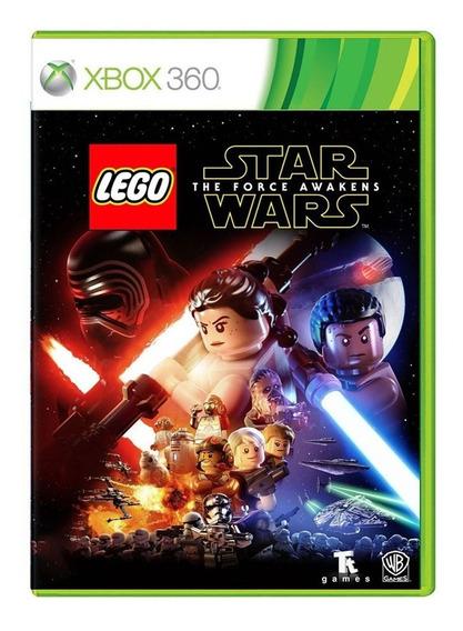 Lego Star Wars O Despertar Da Força - Xbox 360 - Usado