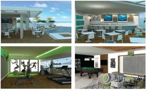 Apartamento En Venta Punta Cana Pva-015-09-16