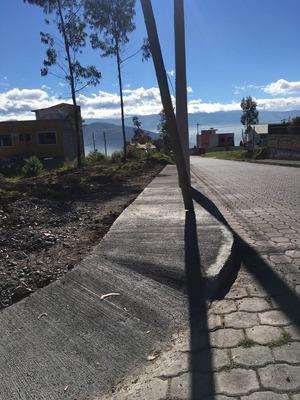Quito - Lindo Terreno Esquinero En Urbanización