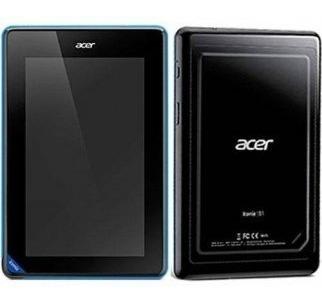 Tablet Acer Iconia B1-a71 Preto Dc1.2ghz/8 Gb/wifi/7