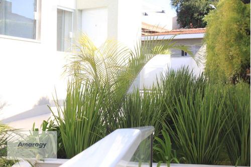 Casas Excelentes Em Condomínio Fechado, 2 Dormitórios Com Suíte - 93m2 - Vl0003
