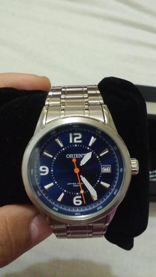 Relógio Masculino Orient Mbss1269 D2sx - Semi - Novo