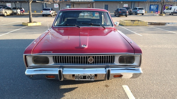 Dodge Coronado Automatico De Coleccion