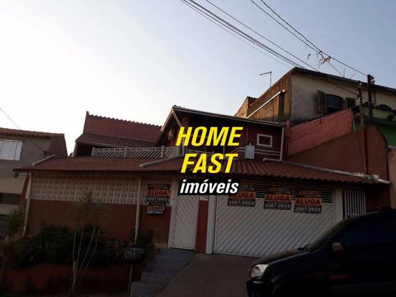 Sobrado Residencial À Venda, Jardim Palmira, Guarulhos - So0237. - So0237
