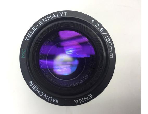 Lente Enna Tele-ennalit 135mm 2.8 P/ Nikon Canon Fuji Etc...
