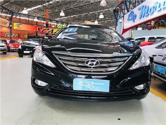Hyundai Sonata 2.4 Mpfi V4 16v 182cv Gasolina 4p Automático