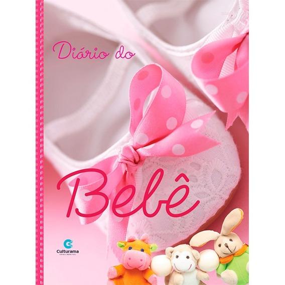 Diário Da Bebê Menina Promoção