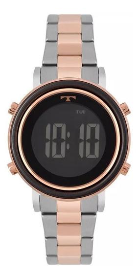 Relógio Technos Feminino Digital Bj3059ab/5p Misto Rose
