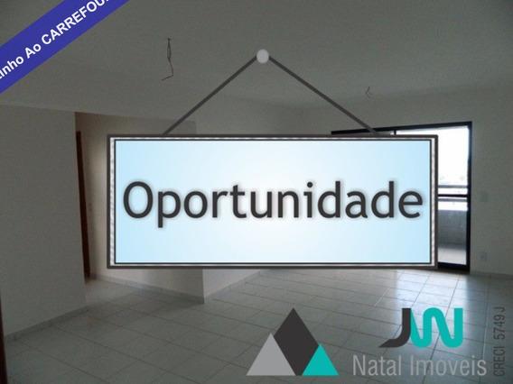 Condomínio Residencial Porto Arena - Venda De Apartamento Em Candelária, Com 3 Quartos Mais Dependência. - Ap002133 - 2520379