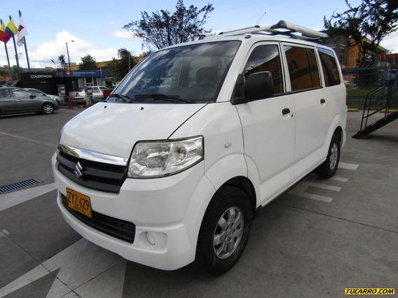 Suzuki Minivan Pasajeros