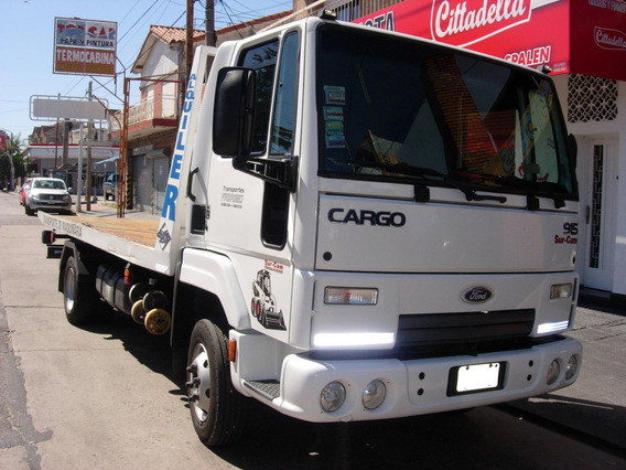 Ford Cargo 915 E Motor Cummins 3.9l 2013