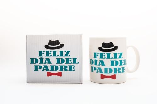 Taza Con Caja Regalo Día Del Padre