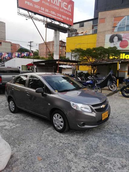 Chevrolet Sail 2018 28.200 Km Mecanico 2 Dueño