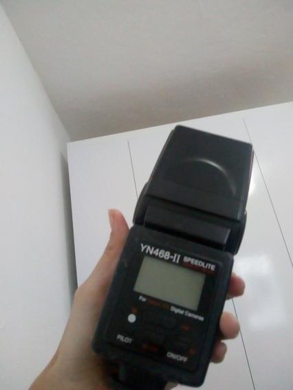 Flash Yongnuo 468 Ii Canon