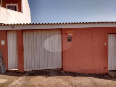 Casa À Venda Em Parque Brasília - Ca208974