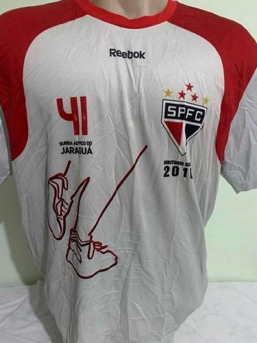 Camisa São Paulo Ginástica Masculina/fitness Tam:gg M:70/56