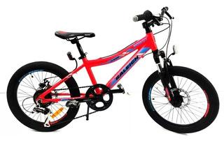 Bicicleta Niño Raleigh Rowdy R20 Cuotas- Runner Bike