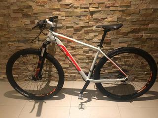 Bicicleta Cube Attention R29 Igual A 0km Casi Sin Uso