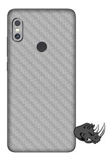 Skin Fibra De Carbono Para Xiaomi Redmi Note 5 Pro